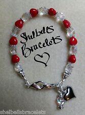 Alert Id Bracelet/Heart Medical Replacement Bracelet/Medical