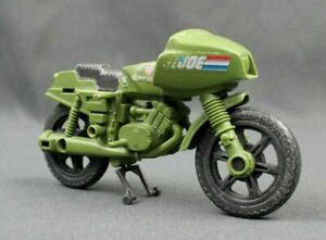Vintage Hasbro ARAH 1982 GI Joe RAM Rapid Fire Motorcycle INCOMPLETE