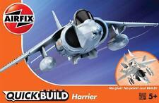 Airfix Quick Build Harrier Jet Aircraft Model - J6009