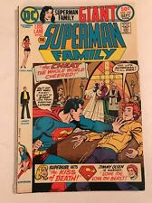 Old D.C. Comic The Superman Family #172 (Aug-Sep 1975, DC)