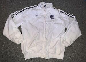 Mens Umbro England Jacket. Size Large. No Zip Puller