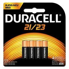 Duracell CopperTop Alkaline Batteries with Duralock - Mn21B4Pk