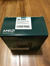 AMD Athlon II X4 645 CPU Quad Core Processor