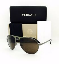 87c8068a7e New Versace Sunglasses VE 2164 1240 73 Green  Brown 60•15•140