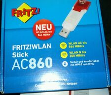 AVM FRITZ!WLAN Stick AC 860 - 5 GHz, 300 MBit/s (WLAN N, 2,4 GHz),