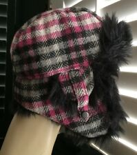 e3a0feda8 Faux Fur Aviator/Trapper Hats for Women for sale | eBay