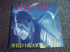 The Cult-Wild Hearted Son 7 PS-Made in UK-MINT