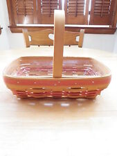 Longaberger 2000 Mother's Day Early Blossoms Basket Set