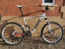 GIANT TRANCE X4 FULL SUSPENSION MOUNTAIN BIKE VERY GOOD CONDITION, WITH EXTRAS