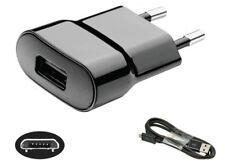 2in1 USB Handy Ladegerät für Samsung Galaxy S2 S3 S4 S5 S6 S7 Ladekabel Netzteil