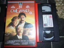 Old Gringo RARE BIG BOX EX RENTAL VHS