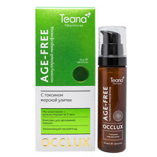 Molecular microfluid AGE-FREE with snail conopeptide, rinse-free salon mask 50ml