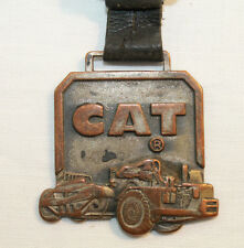 Vintage CAT Western Equipment FOB Earth Mover Heavy Equipment