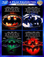 4 Film Favorites: Batman Collection (Bat Blu-ray