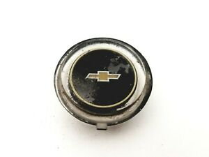 CHEVROLET S10 CELEBRITY CORSICA CAVALIER CENTER WHEEL RIM HUBCAP PLUG OEM (1994)