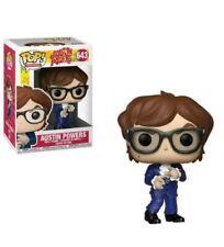 Funko Pop! Movies: Austin Powers Austin Powers #643 30773 In stock, New