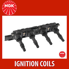 NGK Ignition Coil - U6003 (NGK48011) Ignition Coil Rail - Single