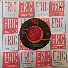The Rivieras 45 California Sun / Let's Have a Party rock surf MINT NEW unplayed!