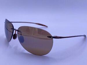 Maui Jim  Sunglasses Sugar Beach H421-26 Rootbee /HCL Bronze Len