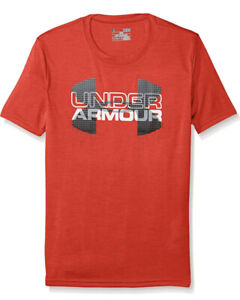 Under Armour Youth Boy's UA Tech Big Logo Hybrid T-Shirt