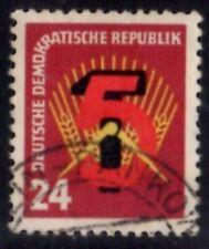 DDR Mi. Nr. Plattenfehler 293 f 94 ( PF Kat. Schrage  )  OST  bitte lesen + Scan