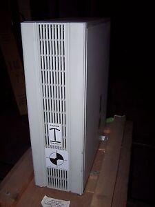 NEW LIEBERT 29 AMP 160-216 VDC UPS STATION BATTERY CABINET VBS061