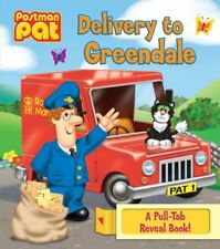 Delivery to Greendale (Postman Pat)-John A Cunliffe
