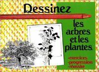 Dessinez les arbres et les plantes