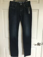 Apt.9 Straight Mid Rise Straight Through HIP Straight Leg Opening Jeans Size 2TL