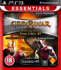 God of War Collection volume 2 ~ PS3 (en très bon état)