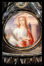 santino-holy card*S. LUCIA V.M.-ACQUATE