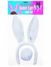 Bunny Rabbit Ears and Tail Set - Easter Accessory