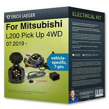 Towbar wiring kit 7-pin specific ›for MITSUBISHI L200 Pick Up 4WD 07.2019- NEW