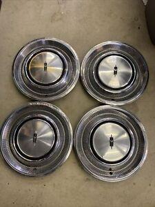 1972 72 Oldsmobile 88 98 Hubcap Rim Wheel Cover Hub Cap OEM SET 4