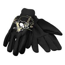 NHL Hockey guantes/Gloves Pittsburgh Penguins foil-Print nuevo & OVP