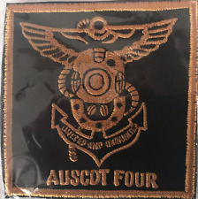 Australian Clearance Diver Team 4 Navy Special Forces Military EOD  IED Patch