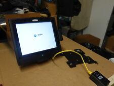 Zebra Symbol Motorola MK4000-A30PZ0GWTWR Kiosk Scanner w/ Card Reader & Mount