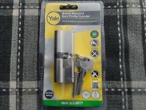 Yale British Standard Euro Profile Cylinder 35mm High Security