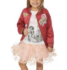 New! Disney Girls Size 3t Clothes Lot Set Jacket Tutu Skirt Summer Shirt Sparkle