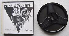 Pathe News Review 1950 - Super 8 Sound Cine Film