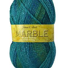 James C Brett Marble DK Knitting Wool - Shade Mt41