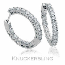 14k Natural Fine Diamond Earrings