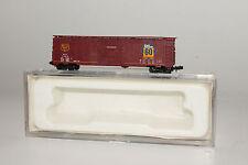 CON-COR N SCALE 50' PANEL DOOR BOXCAR, MODEL RAILROAD 60TH ANNIV., WC #1994