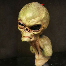Andy Bergholtz Greylien Grey Alien Translucent Resin Bust