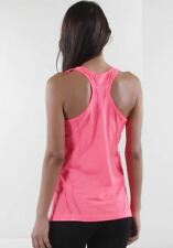Adore Sport Women's Ladies Size L / XL Pink Running Gym Vest T-Shirt