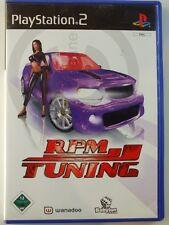 PLAYSTATION PS2 GIOCO RPM Tuning, usato ma BENE