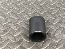 "Snap-On NEW IM320 1/2' Drive 1"" Shallow Impact Socket $29.75 List Price!"