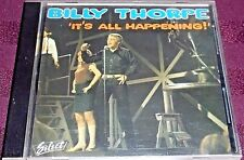BILLY THORPE - 'IT'S ALL HAPPENING!' -20 TRACK CD- RARE ALBERT PRESSING 465400 2