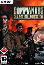 COMMANDOS STRIKE FORCE  Shooter in Ego Perspektive Neuwertig