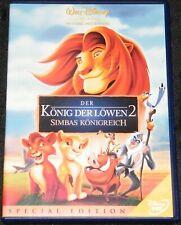 DVD Walt Disney: Der König der Löwen 2 - Simbas Königreich (Special Edition)